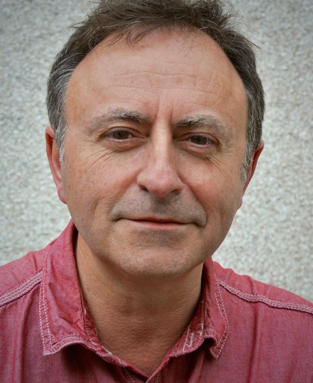 Geoff Barker